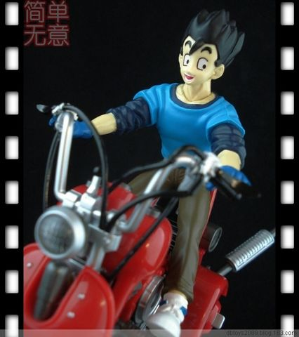 DBZ Riding FigureMechanics - 简单无意 -
