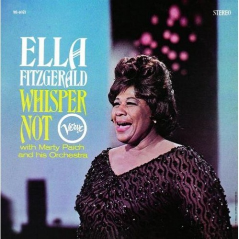 Ella Fitzgerald – Whisper Not (2002) [Jazz,Vocal] - Jazz You Night  Day - JAZZ YOU NIGHT  DAY